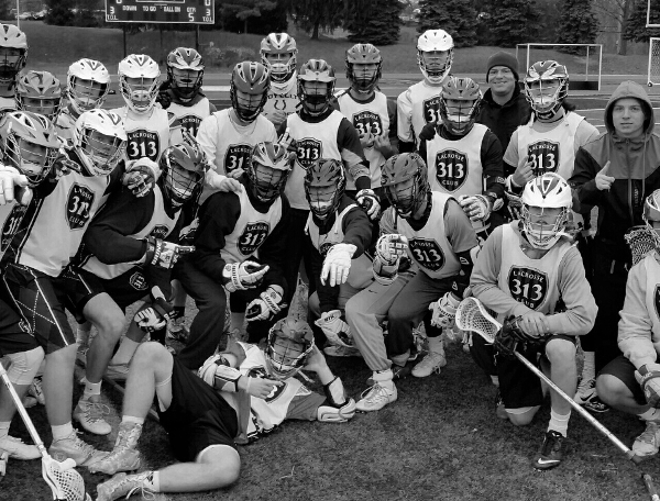 THE 313 LAX CLUB